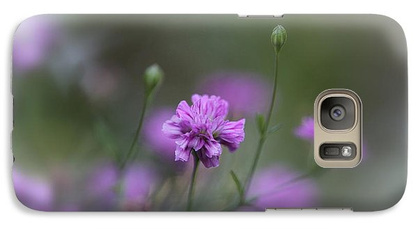 Galaxy Case featuring the photograph Tiny Focus by Yumi Johnson