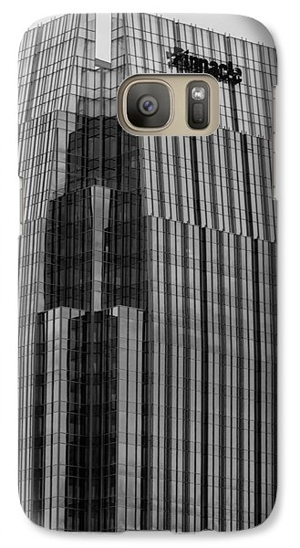 Galaxy Case featuring the photograph Tip Of The Pinnacle by Robert Hebert