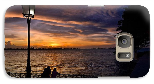 Galaxy Case featuring the photograph Titanic Moment by Ricardo J Ruiz de Porras