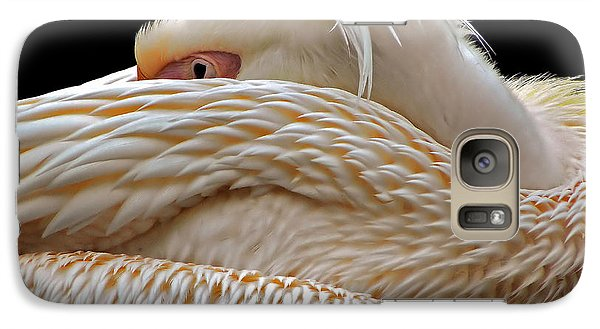 Pelican Galaxy S7 Case - To Be Half Asleep... by Thierry Dufour