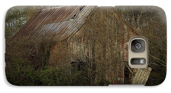 Galaxy Case featuring the photograph To Be Versed In Country Things by Rebecca Sherman