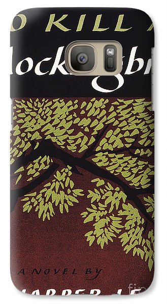 Mockingbird Galaxy S7 Case - To Kill A Mockingbird, 1960 by Granger