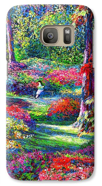 To Read And Dream Galaxy S7 Case