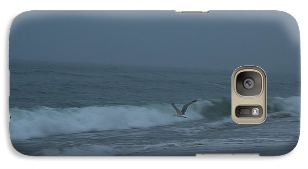 Galaxy Case featuring the photograph To The Galley by Neal Eslinger