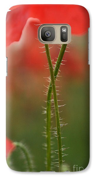 Galaxy Case featuring the photograph Together Forever by Simona Ghidini