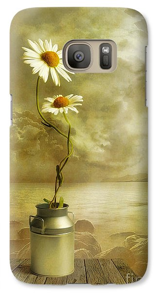 Flowers Galaxy S7 Case - Together by Veikko Suikkanen