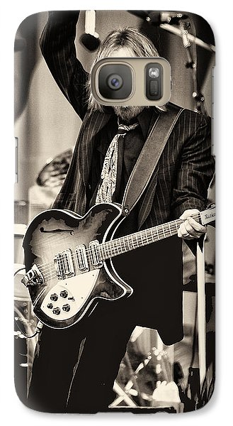 Rock And Roll Galaxy S7 Case - Tom Petty by Marc Malin