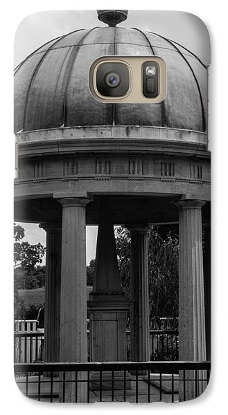 Galaxy Case featuring the photograph Tomb Of President Andrew Jackson And Wife Rachael by Robert Hebert