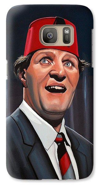 Magician Galaxy S7 Case - Tommy Cooper by Paul Meijering