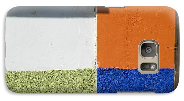 Galaxy Case featuring the photograph Tonal Junction by Brian Boyle