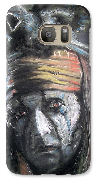 Galaxy Case featuring the pastel Tonto by Peter Suhocke