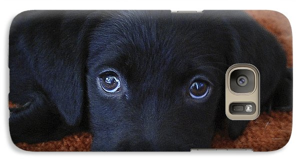 Galaxy Case featuring the photograph Too Cute by Phil Abrams