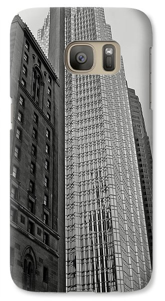 Galaxy Case featuring the photograph Toronto by Cendrine Marrouat