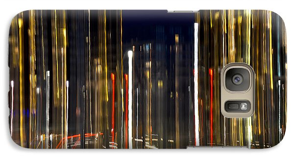 Galaxy Case featuring the photograph Toronto Jazzed Ix by Jessie Parker