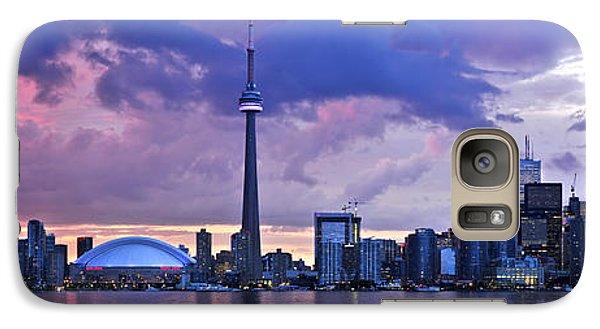 Architecture Galaxy S7 Case - Toronto Skyline by Elena Elisseeva