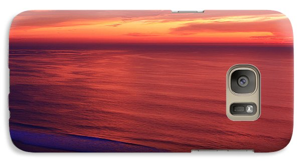 Galaxy Case featuring the photograph Torrey Pines Twilight by John F Tsumas