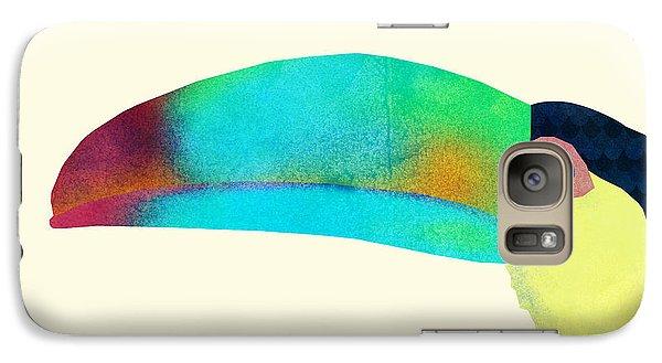 Toucan Galaxy S7 Case by Eric Fan