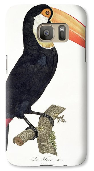 Toucan Galaxy S7 Case by Jacques Barraband