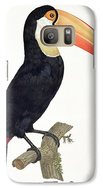 Toucan Galaxy Case by Jacques Barraband