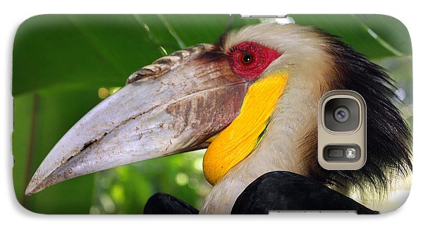 Galaxy Case featuring the photograph Toucan by Sergey Lukashin