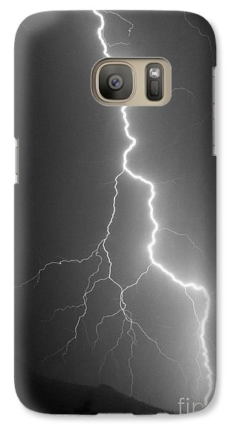 Galaxy Case featuring the photograph Touch And Go by J L Woody Wooden