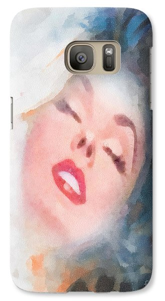 Mo Galaxy S7 Case - Touch by Mo T