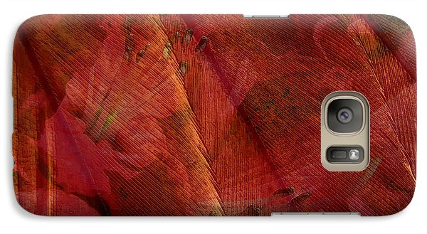 Galaxy Case featuring the photograph Touch Of The Orient by Liz  Alderdice