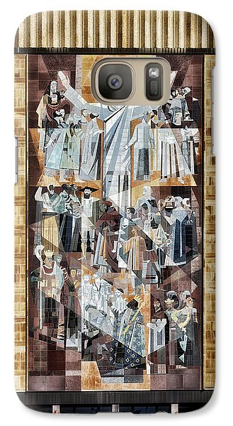 Touchdown Jesus Galaxy S7 Case