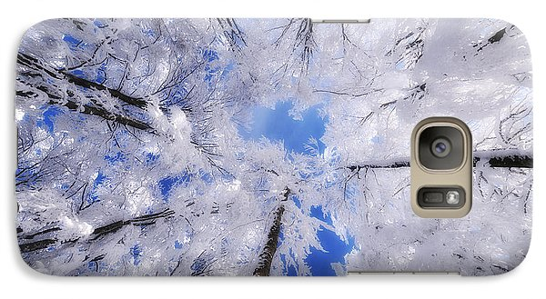 Galaxy Case featuring the photograph Tourniquet by Philippe Sainte-Laudy