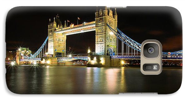 Galaxy Case featuring the photograph Tower Bridge London by Mariusz Czajkowski