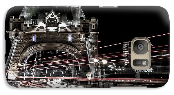 Tower Bridge London Galaxy Case by Martin Newman