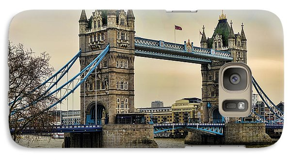 Tower Bridge On The River Thames Galaxy S7 Case