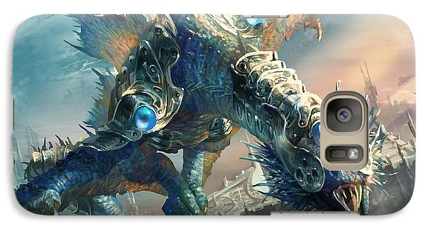 Tower Drake Galaxy S7 Case by Ryan Barger