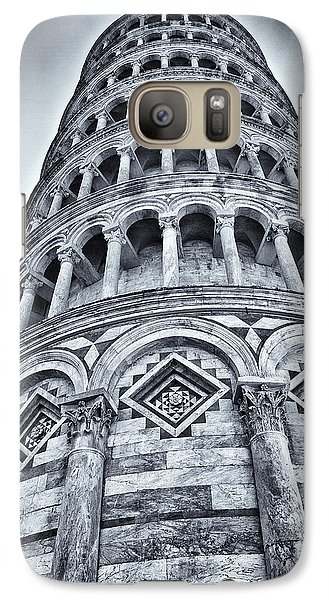 Galaxy Case featuring the photograph Tower Of Pisa by Kim Andelkovic