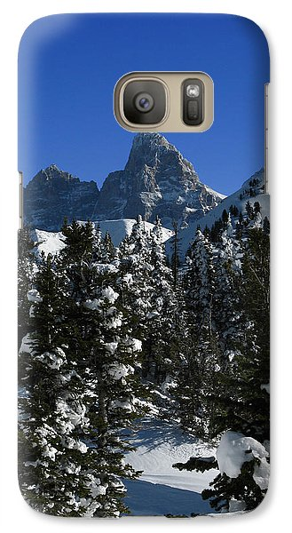 Galaxy Case featuring the photograph Towering Above Lies The Grand by Raymond Salani III