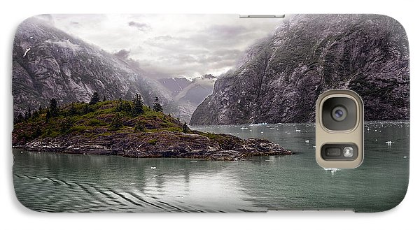 Galaxy Case featuring the photograph Tracy Arm Passage by JRP Photography