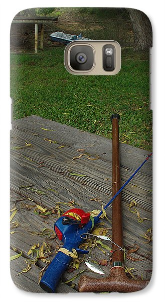 Galaxy Case featuring the photograph Traditions Of Yesterday by Peter Piatt