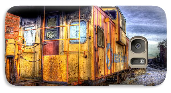 Train Caboose Galaxy S7 Case