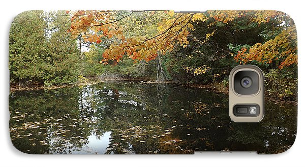 Galaxy Case featuring the photograph Tranquil Getaway by Brenda Brown