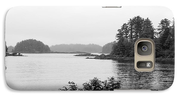 Galaxy Case featuring the photograph Tranquil Harbor by Victoria Harrington