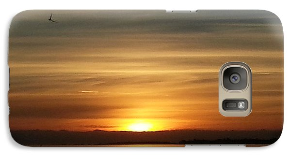 Galaxy Case featuring the photograph Tranquil Morning View by Joetta Beauford