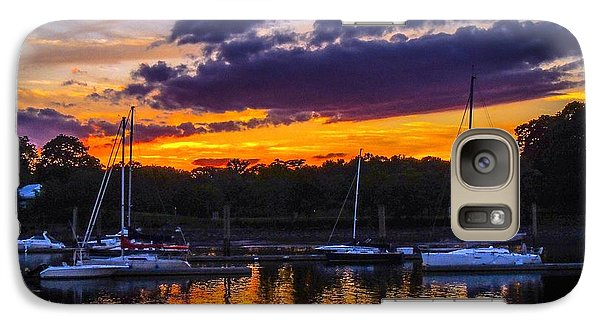 Galaxy Case featuring the photograph Tranquil Waters by Glenn Feron