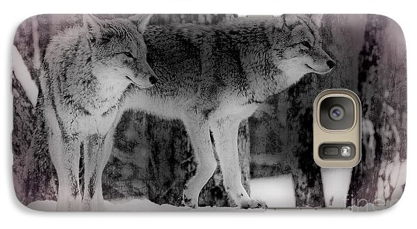 Galaxy Case featuring the photograph Tranquility by Bianca Nadeau