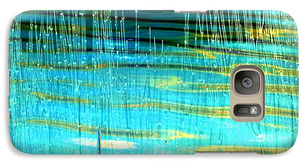 Galaxy Case featuring the photograph Tranquility by Irma BACKELANT GALLERIES
