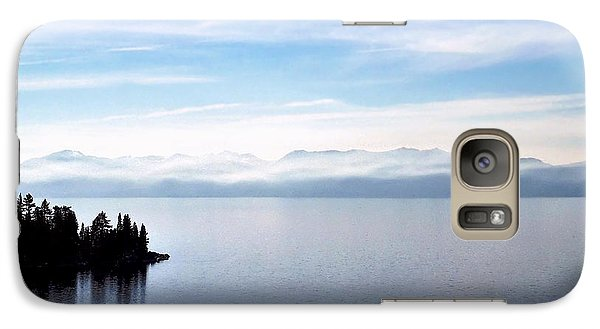 Tranquility - Lake Tahoe Galaxy S7 Case