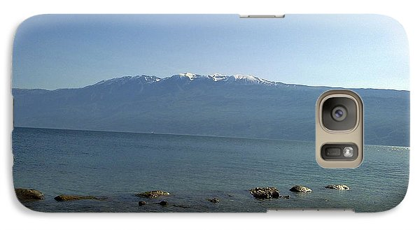 Galaxy Case featuring the photograph Tranquility by Ramona Matei