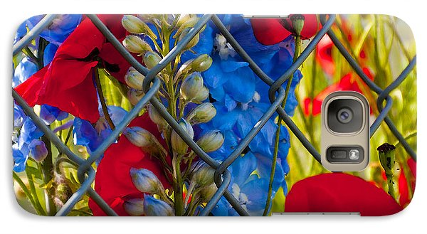 Galaxy Case featuring the photograph Transcendence by Sandi Mikuse