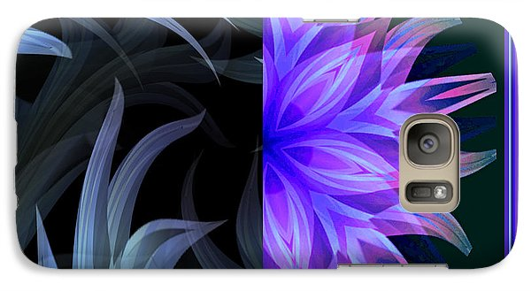 Galaxy Case featuring the photograph Transformers-bmac 8 by Barbara MacPhail