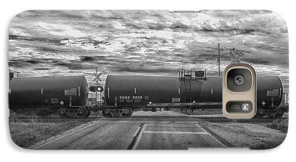 Transport Galaxy S7 Case by Ricky L Jones