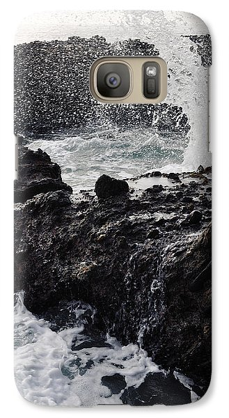 Galaxy Case featuring the photograph Treasure Island Laguna Beach by Kyle Hanson